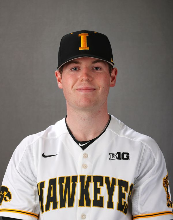Will  Mulflur - Baseball - University of Iowa Athletics