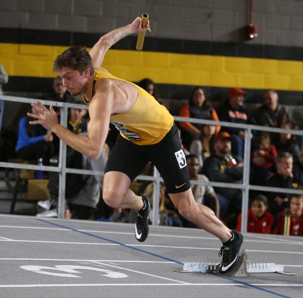 Noah Larrison (Darren Miller/hawkeyesports.com)