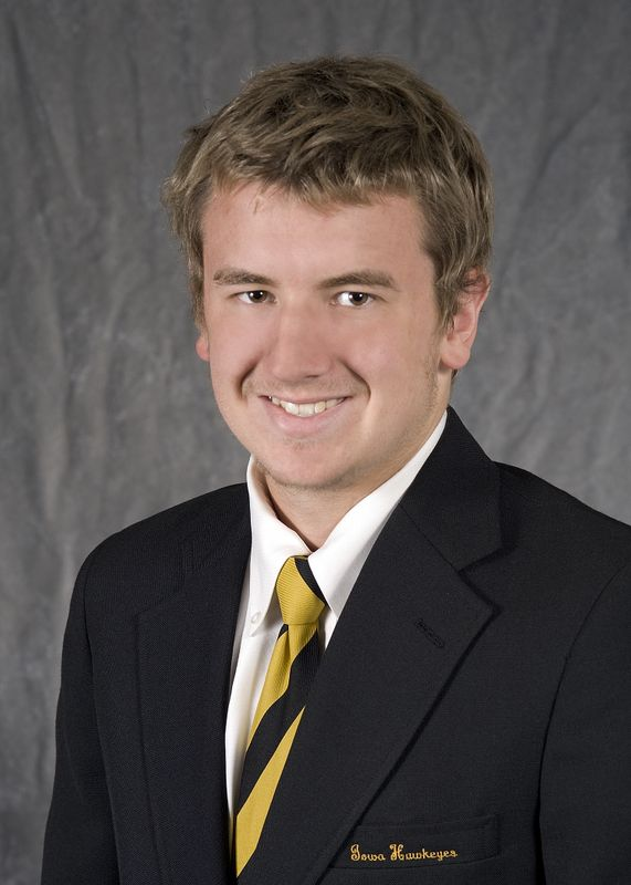 Andy Ahlberg - Men's Swim & Dive - University of Iowa Athletics