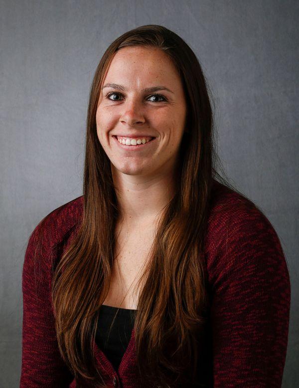 Samantha Logic - Women's Basketball - University of Iowa Athletics