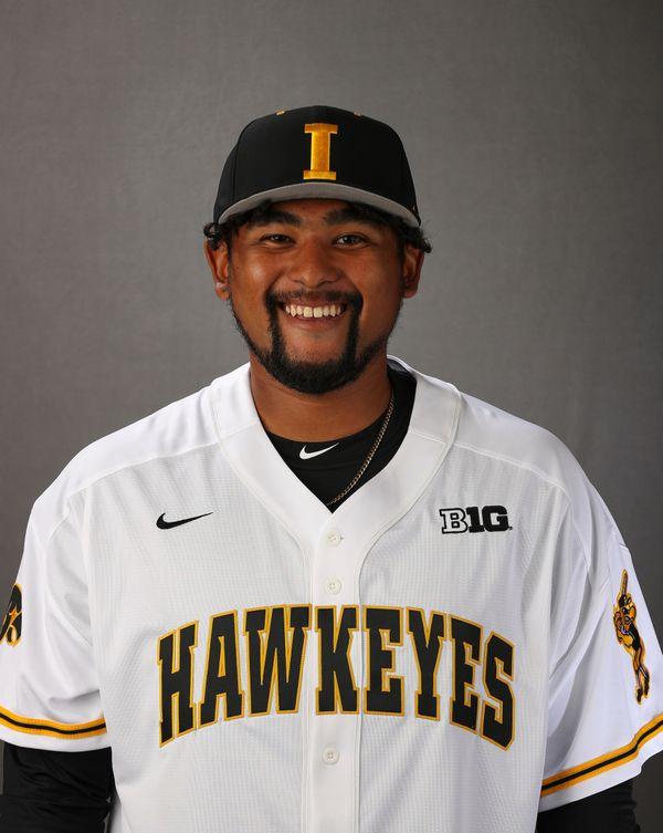 Izaya  Fullard - Baseball - University of Iowa Athletics