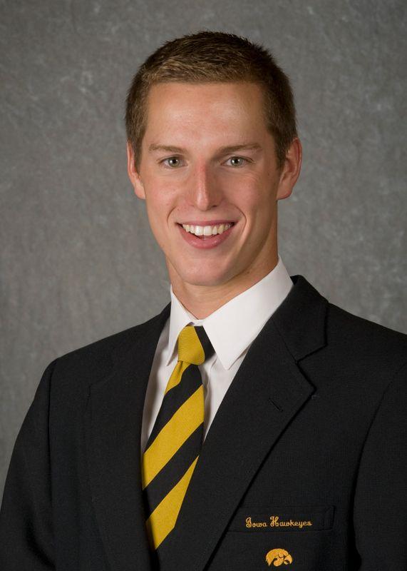 Luke Snow - Men's Swim & Dive - University of Iowa Athletics