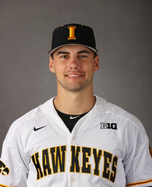 Will Christophersen - Baseball - University of Iowa Athletics