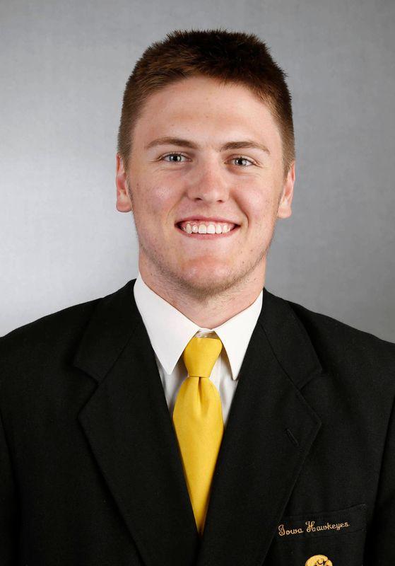 Nick Niemann - Football - University of Iowa Athletics