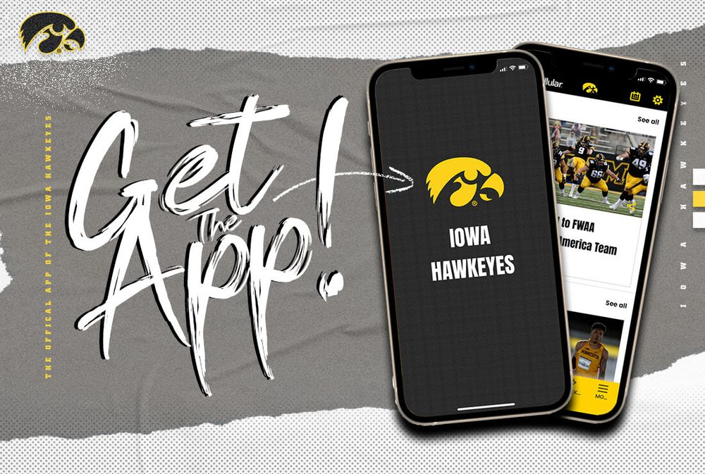 Get the Iowa Hawkeyes App!