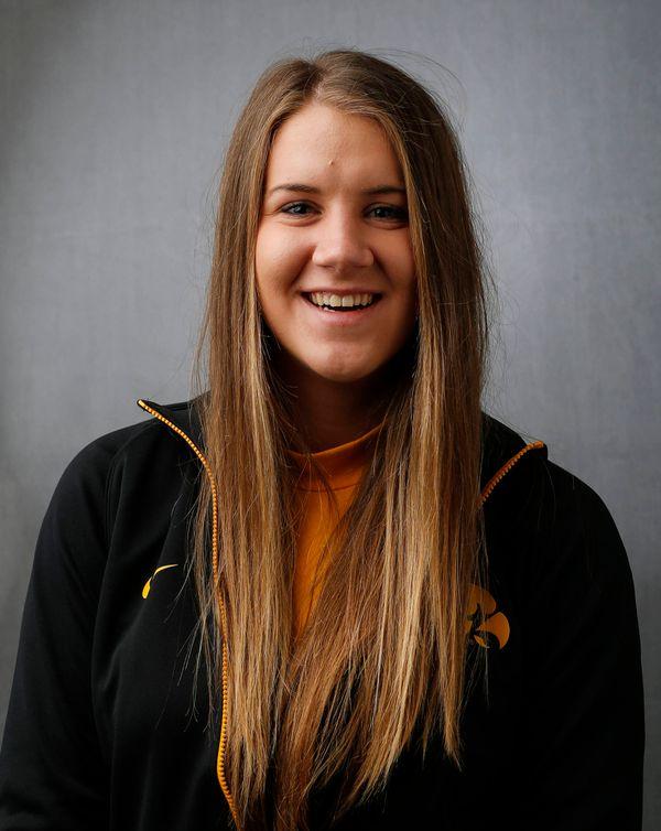 Bec Clayton - Women's Rowing - University of Iowa Athletics