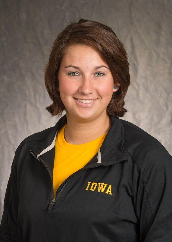 Lauren VanderWall - Women's Rowing - University of Iowa Athletics