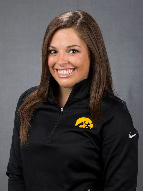 Caroline McCrady - Women's Gymnastics - University of Iowa Athletics