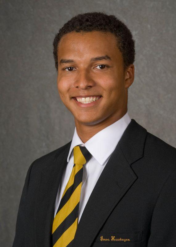 Charles Holliday - Men's Swim & Dive - University of Iowa Athletics