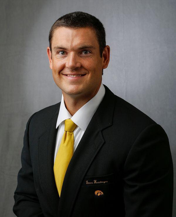 Jeff Clement - Baseball - University of Iowa Athletics