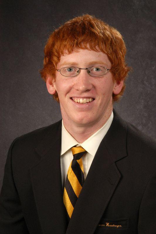 Casey O'Rourke - Baseball - University of Iowa Athletics