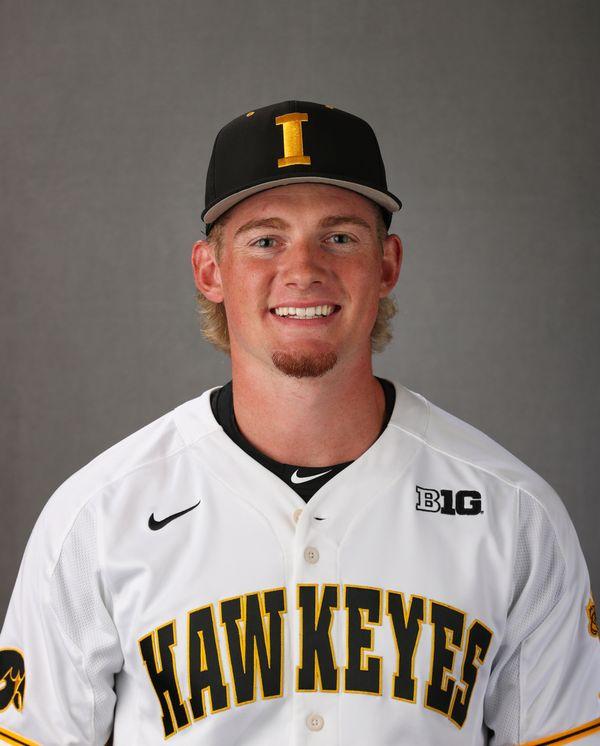 Andy  Nelson - Baseball - University of Iowa Athletics