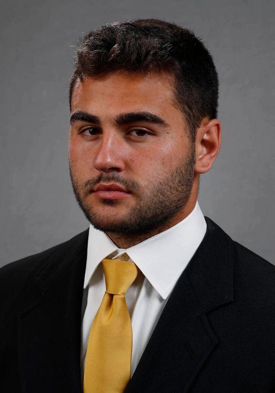 Nico Ragaini - Football - University of Iowa Athletics