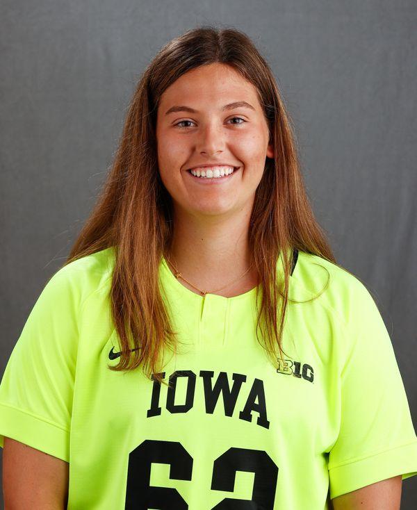 Grace McGuire - Field Hockey - University of Iowa Athletics