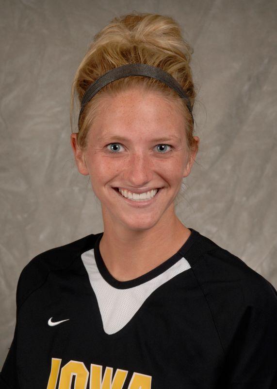 Victoria Bachand - Women's Soccer - University of Iowa Athletics