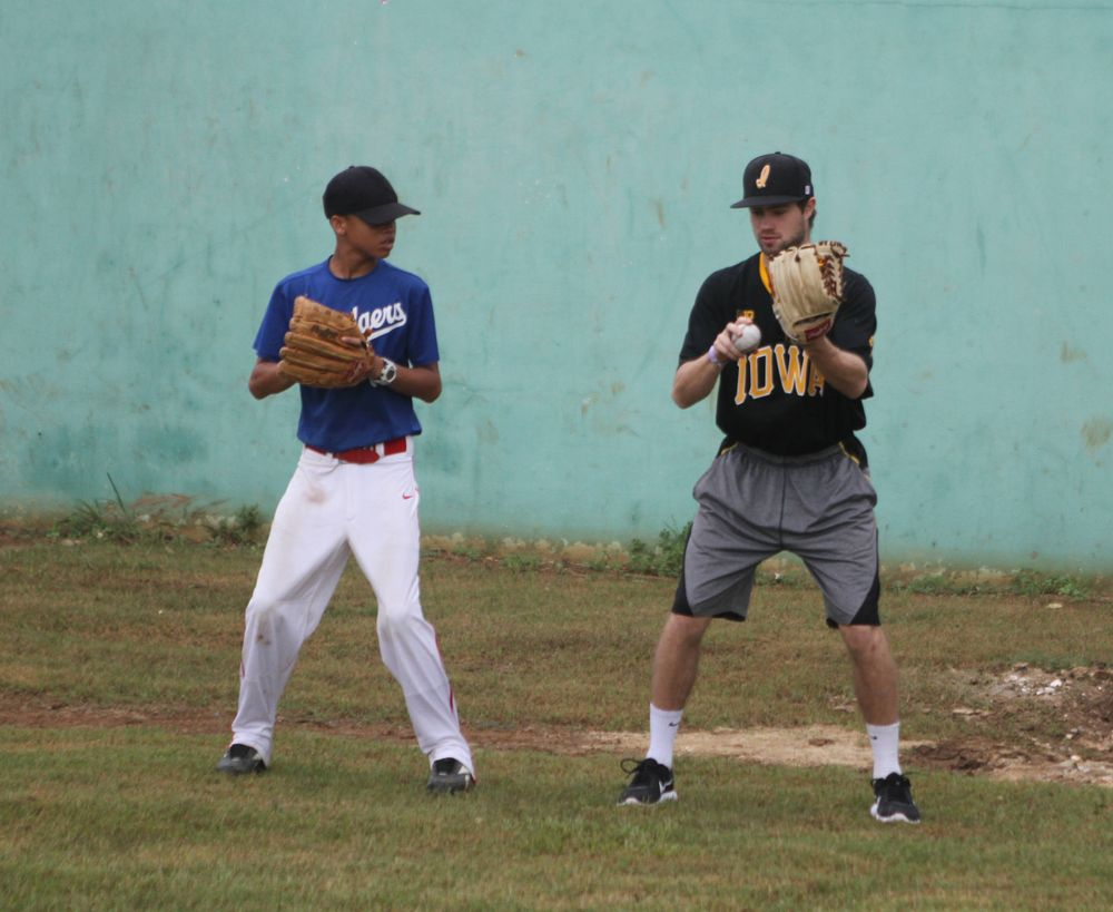 Drake Robison Kid's Clinic Boca Chica, D.R. Photo: James Allan