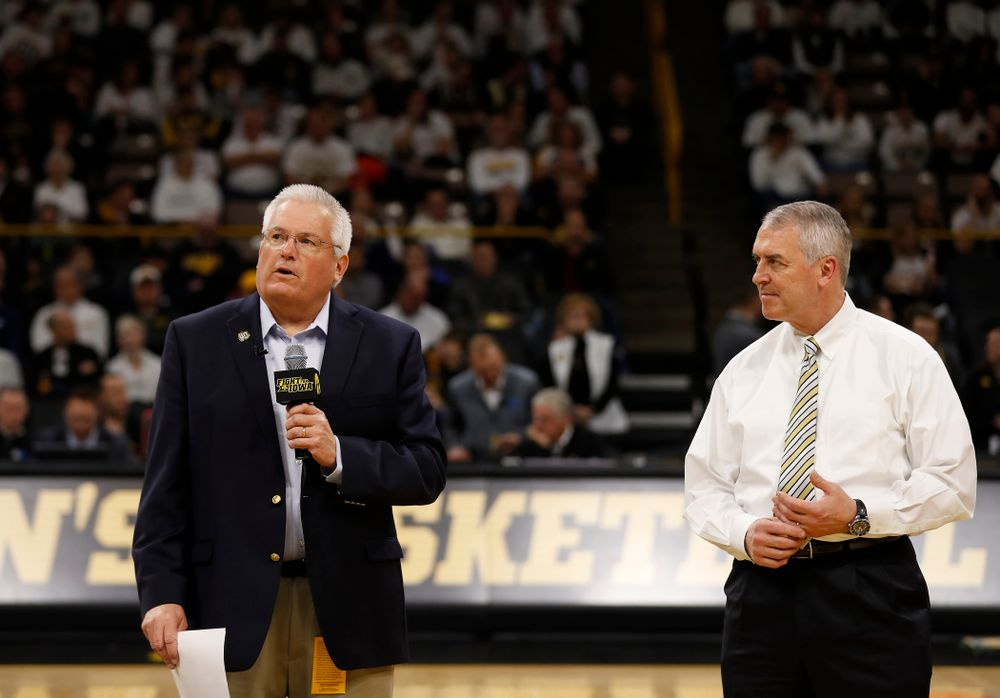 Rick Brown and Gary Barta