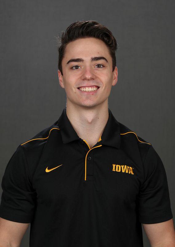 Reuven Anderson - Men's Gymnastics - University of Iowa Athletics