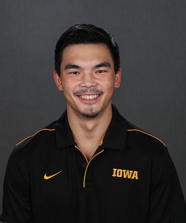 Addison Chung - Men's Gymnastics - University of Iowa Athletics