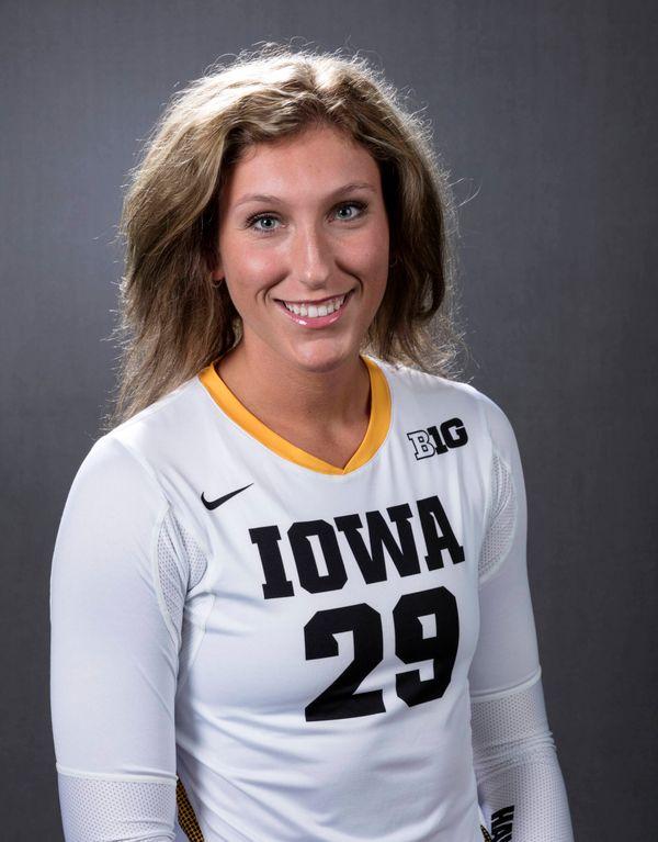 Jess Janota - Volleyball - University of Iowa Athletics