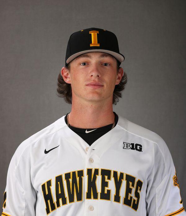 Jared  Simpson - Baseball - University of Iowa Athletics
