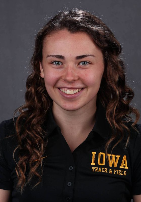 Logan Akason - Women's Track & Field - University of Iowa Athletics