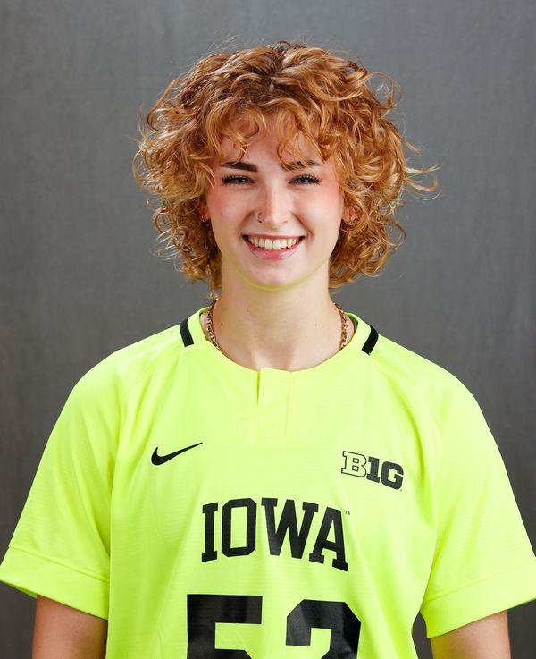 Amelia Williams - Field Hockey - University of Iowa Athletics