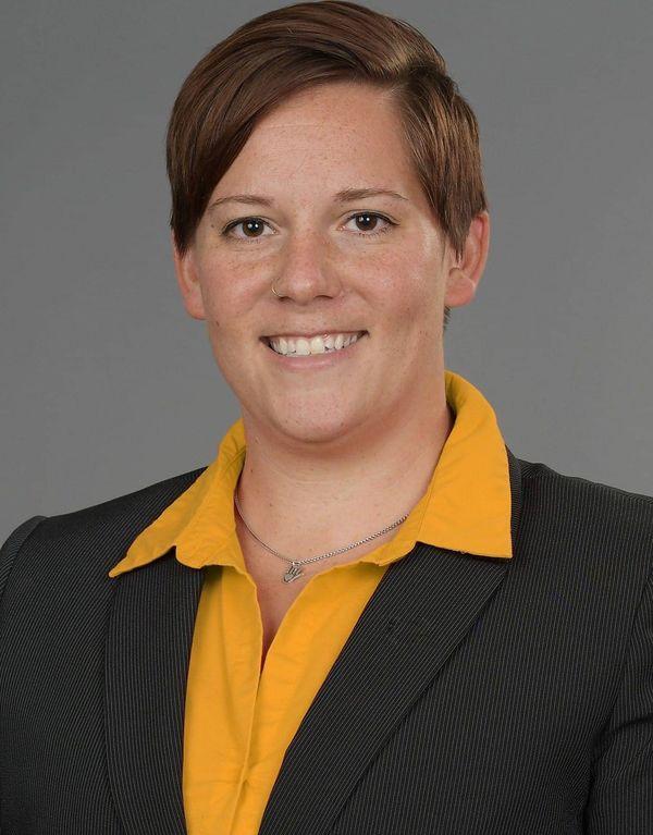 Sarah Stockwell-Gregson - Men's Swim & Dive - University of Iowa Athletics