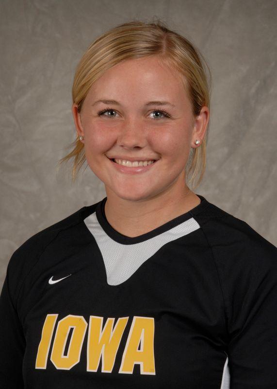 Clare Williams - Women's Soccer - University of Iowa Athletics