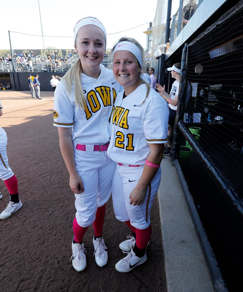 Brooke Rozier (16), Havyn Monteer (21)