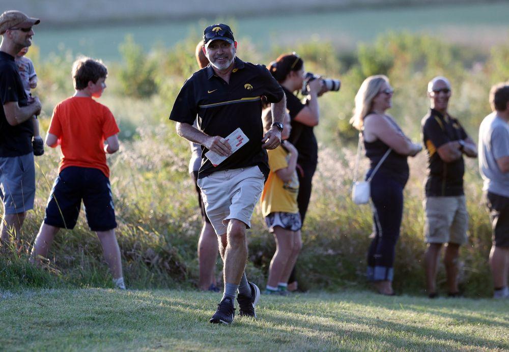 runs in the 2019 Hawkeye Invitational Friday, September 6, 2019 at the Ashton Cross Country Course. (Brian Ray/hawkeyesports.com)
