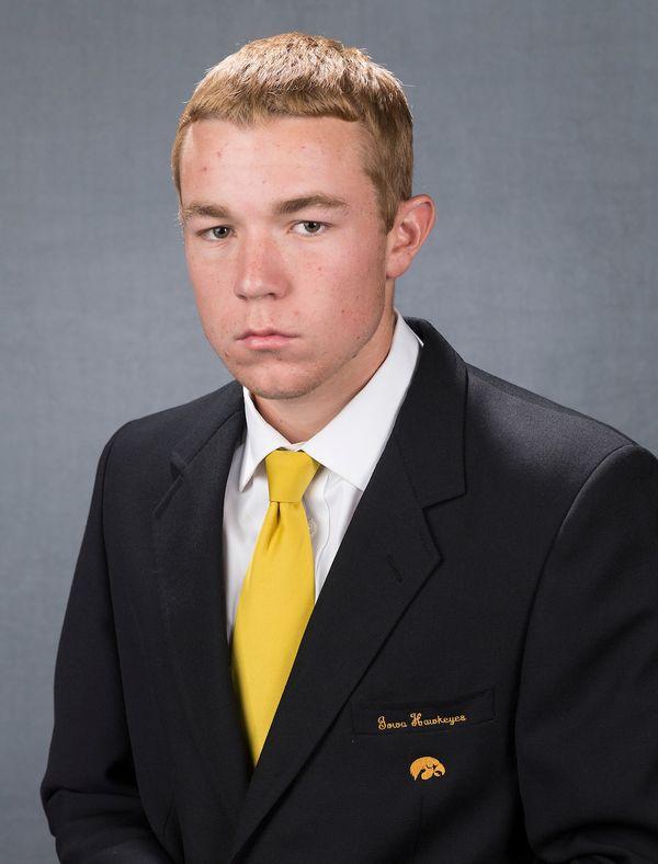 Nick Gallagher - Baseball - University of Iowa Athletics