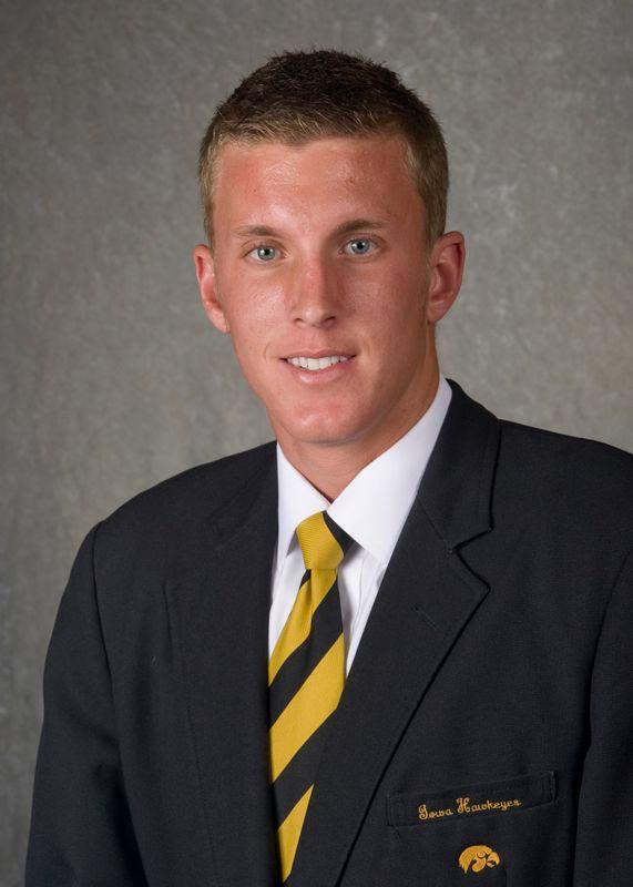 Brian Alden - Men's Tennis - University of Iowa Athletics