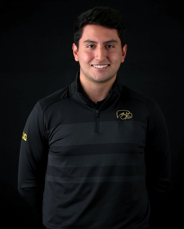 Felipe Pedraza - Men's Golf - University of Iowa Athletics