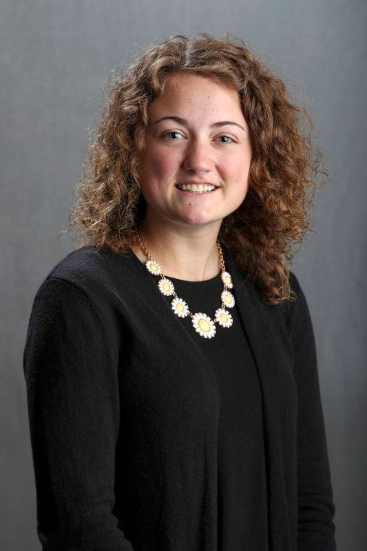 Olivia Larsen - Volleyball - University of Iowa Athletics
