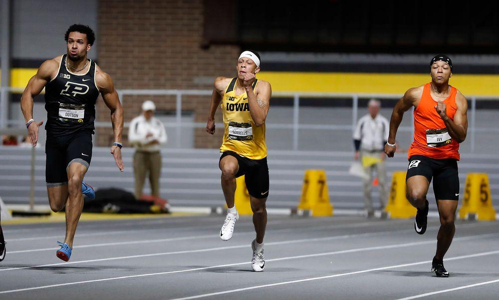 Tyree Sorrells (Darren Miller/hawkeyesports.com)