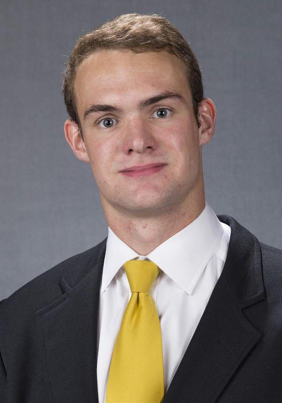 Kenneth Mende - Men's Swim & Dive - University of Iowa Athletics