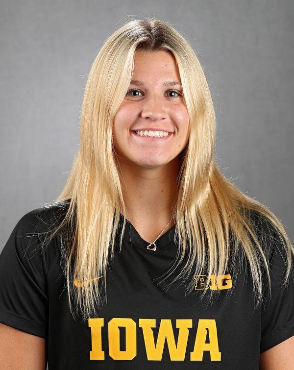 Gianna Gourley - Women's Soccer - University of Iowa Athletics