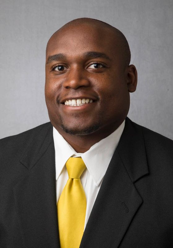 Broderick Binns -  - University of Iowa Athletics