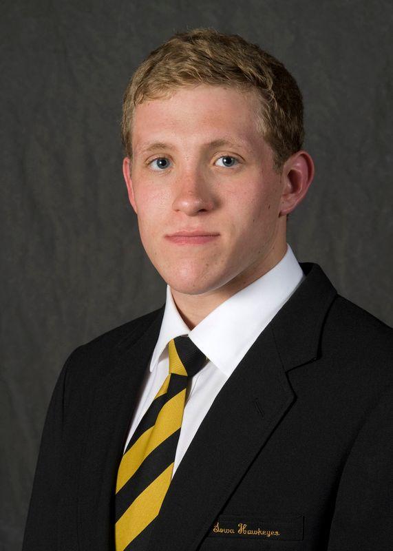 Mike Vinyard - Men's Swim & Dive - University of Iowa Athletics