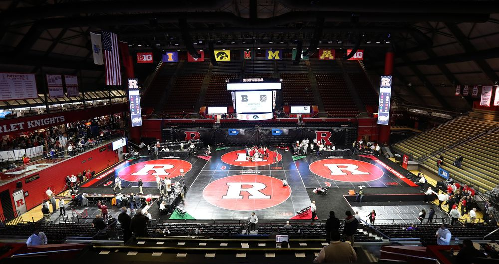 Rutgers Athletic Center