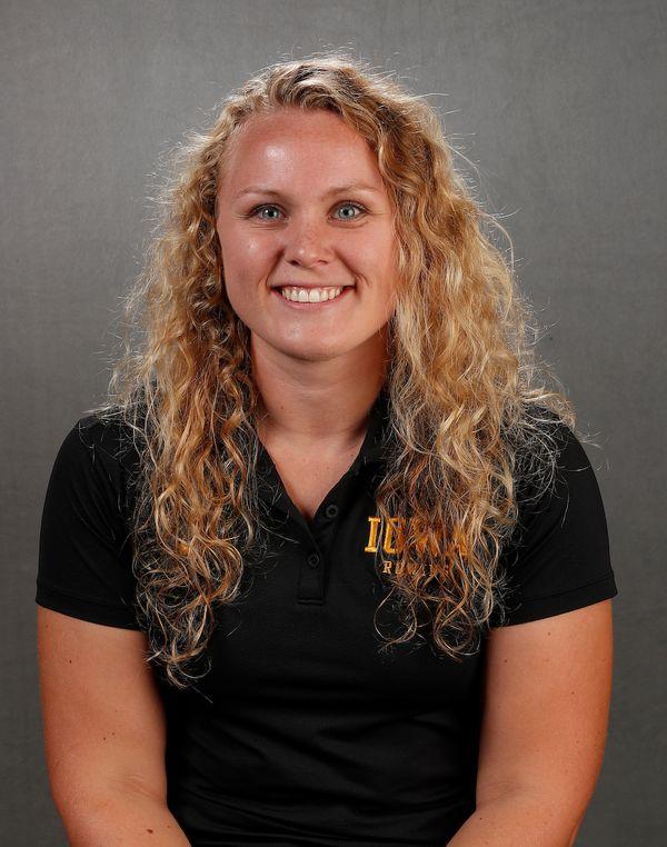 Cristy Hartman - Women's Rowing - University of Iowa Athletics
