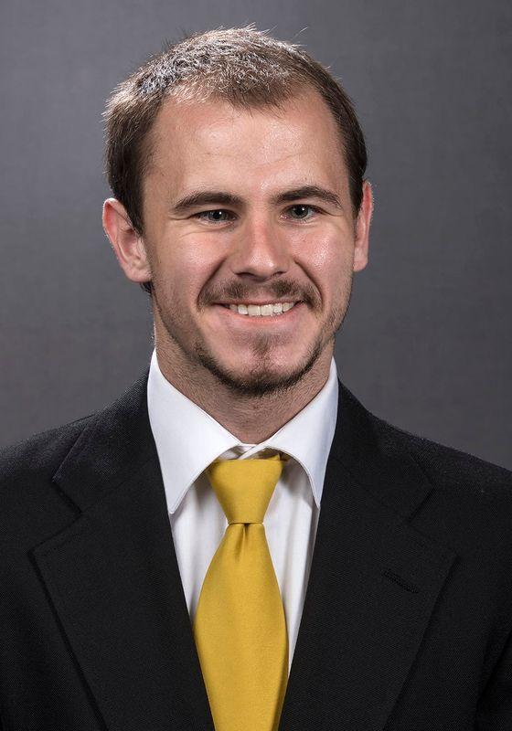 Anton Hoherz - Men's Swim & Dive - University of Iowa Athletics