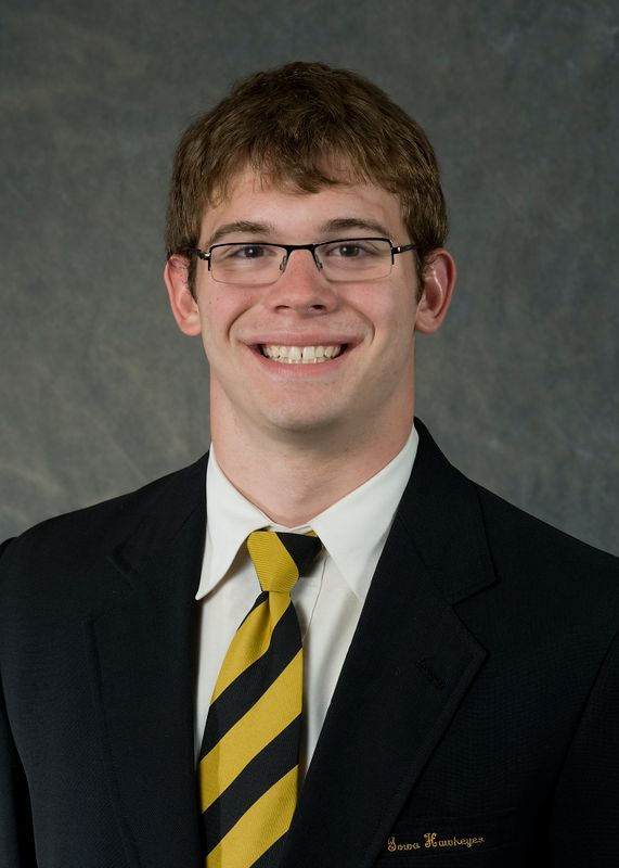 Jordan Huff - Men's Swim & Dive - University of Iowa Athletics
