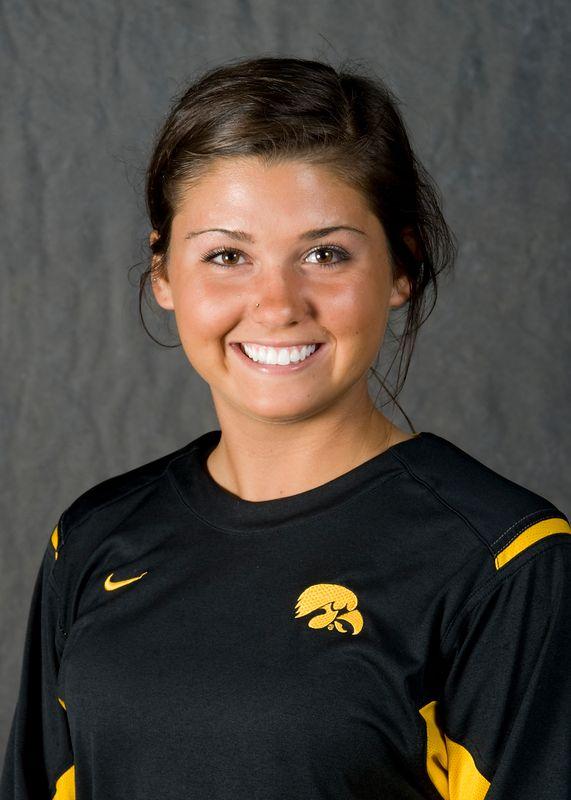 Jordan Rakas - Women's Soccer - University of Iowa Athletics