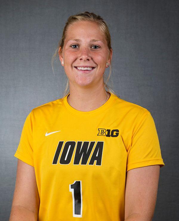 Hannah Clark - Women's Soccer - University of Iowa Athletics