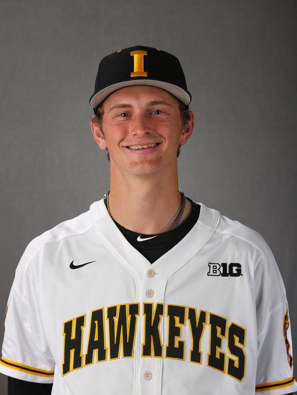 Adam Mazur - Baseball - University of Iowa Athletics