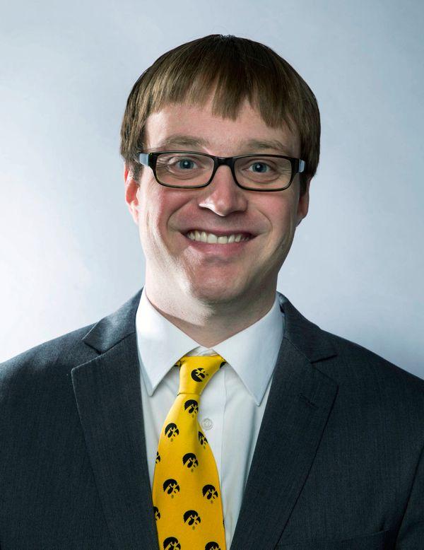 Joseph Koster -  - University of Iowa Athletics
