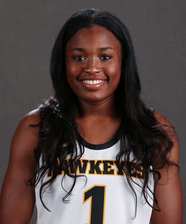 Tomi Taiwo - Women's Basketball - University of Iowa Athletics