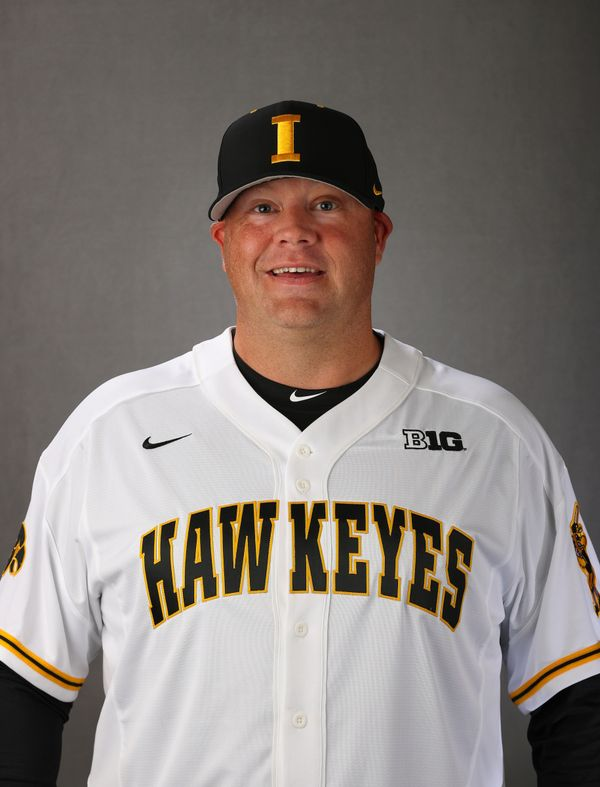 David Pearson - Baseball - University of Iowa Athletics